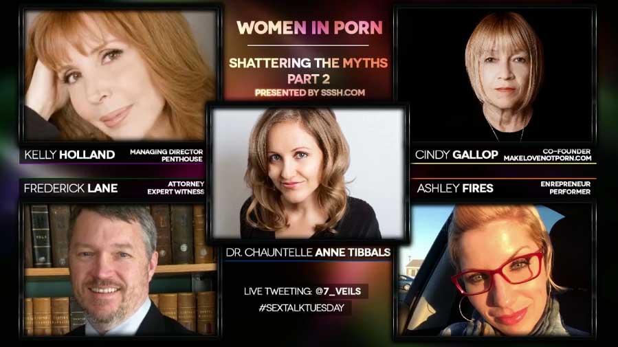 Women In Porn Debate