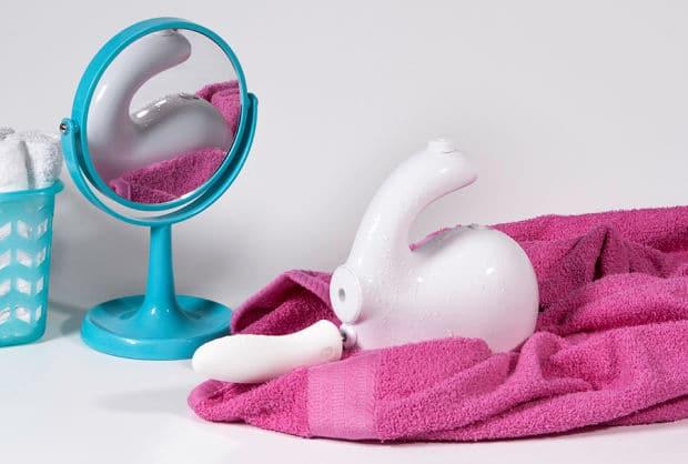 bubble love underwater sex toy