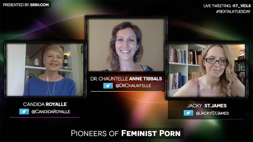 pioneer feminist porn