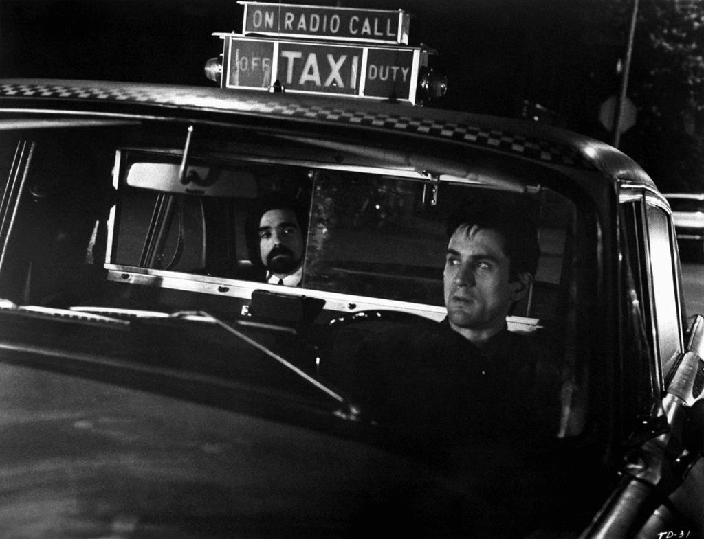 taxi cab driver