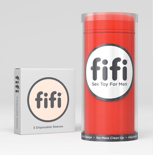 fifi male masturbation device