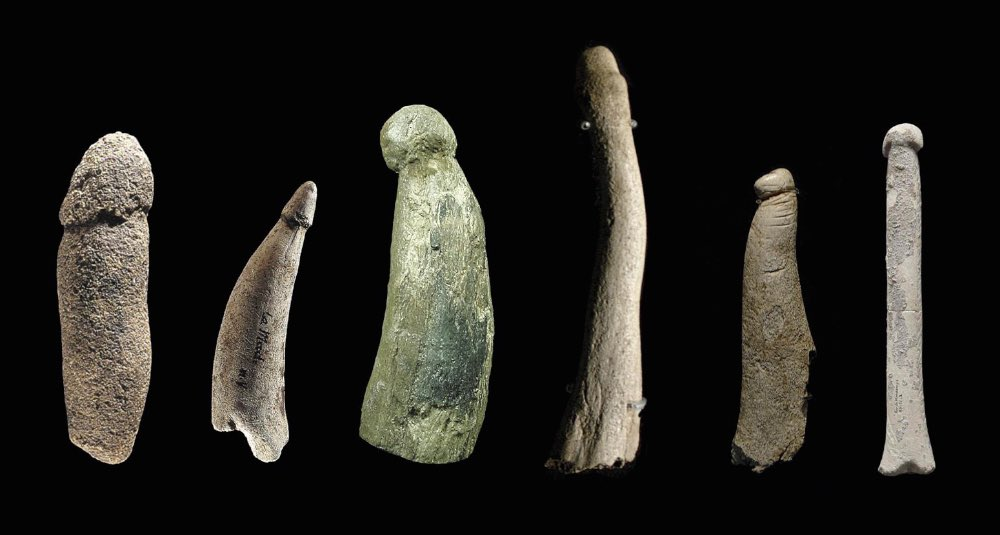 Paleolithic Sex Toys
