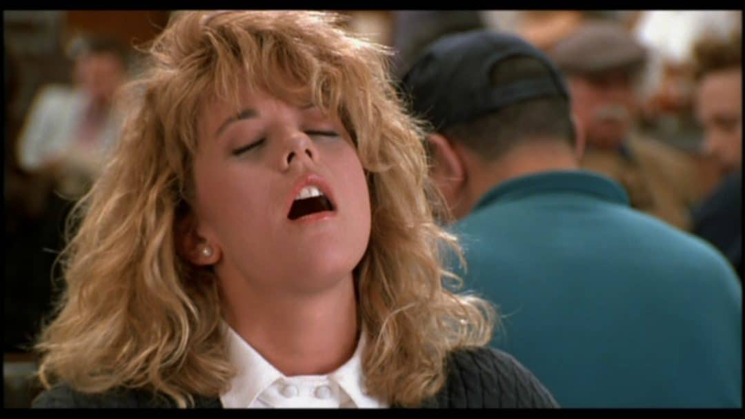 meg ryan orgasm