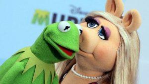 Kermit frog miss piggy