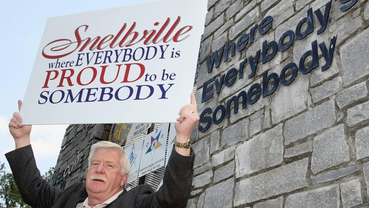 Snellville Mayor Tom Witts raid