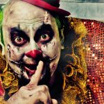creepy clown porn
