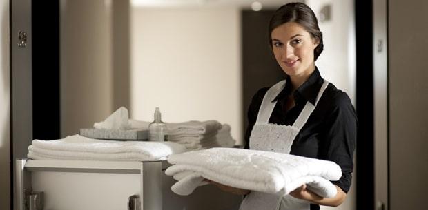 hotel sex maid