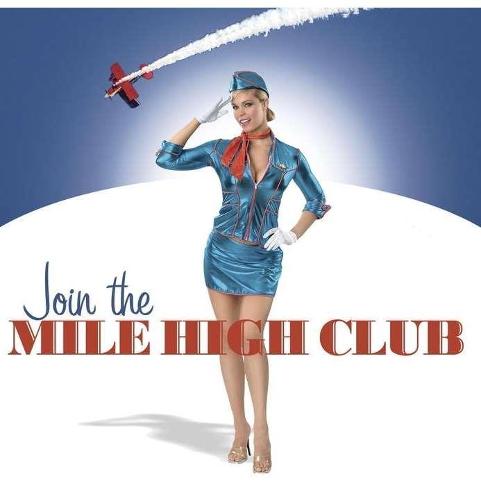 mile high club sex