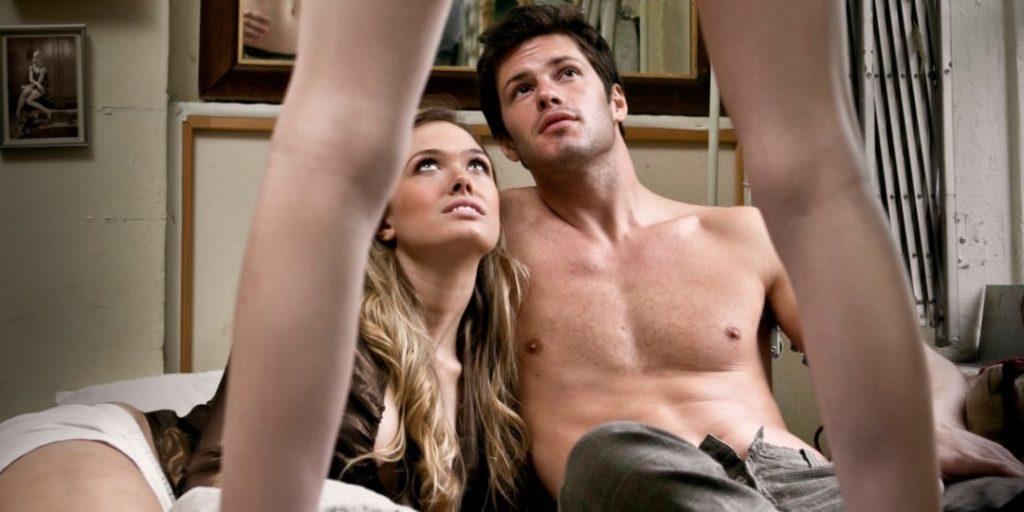 fantasized threesome sex