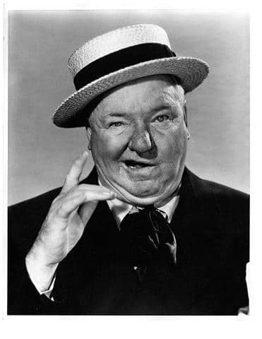 wc fields dead