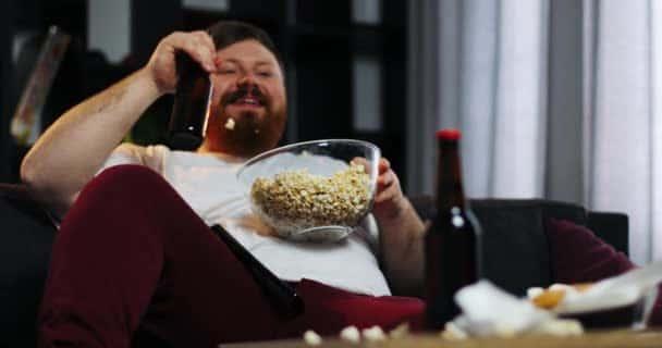 sex fat beer man