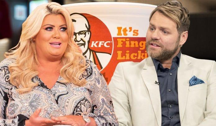 Brian McFadden sex chicken