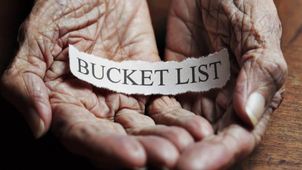 I Need Another Bucket Just to Hold the Lists – A Sex Toy Bucket List?